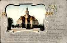 Hirschberg i. Schl. Die Gnadenkirche [Dokument ikonograficzny]