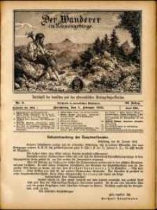 Der Wanderer im Riesengebirge, 1913, nr 2