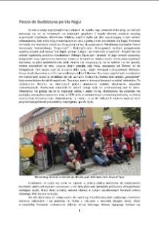Pieszo do Budziszyna po Via Regia [Dokument elektroniczny]