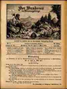 Der Wanderer im Riesengebirge, 1913, nr 5