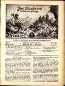 Der Wanderer im Riesengebirge, 1913, nr 6