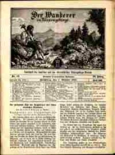 Der Wanderer im Riesengebirge, 1913, nr 10