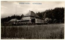 Grünbuschbaude bei Hirschberg i. Rsgb. [Dokument ikonograficzny]