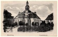 Hirschberg. Gnadenkirche [Dokument ikonograficzny]