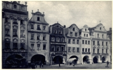 Hirschberg. Marktplatz, Südseite [Dokument ikonograficzny]
