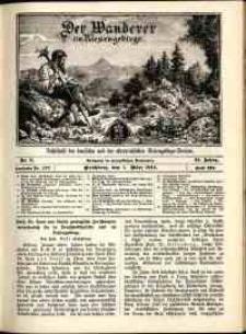 Der Wanderer im Riesengebirge, 1914, nr 3