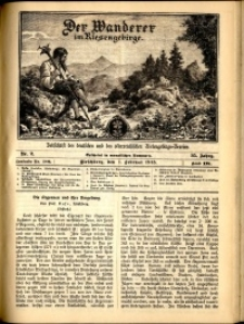 Der Wanderer im Riesengebirge, 1915, nr 2