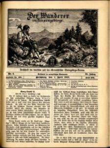 Der Wanderer im Riesengebirge, 1915, nr 4