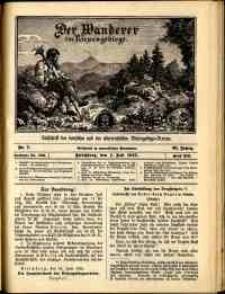 Der Wanderer im Riesengebirge, 1915, nr 7