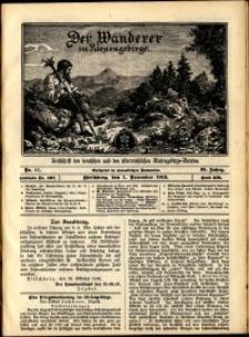 Der Wanderer im Riesengebirge, 1915, nr 11