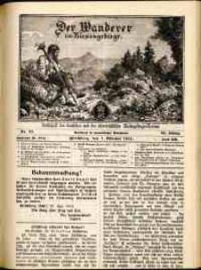 Der Wanderer im Riesengebirge, 1914, nr 10