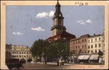 Hirschberg i. Schl. Markt. [Dokument ikonograficzny]