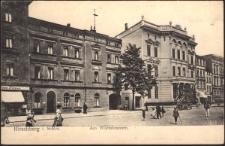 Hirschberg i. Schles. Am Warmbrunnen. [Dokument ikonograficzny]