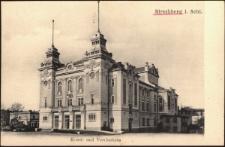 Hirschberg i. Schl. Kunst- und Vereinhaus [Dokument ikonograficzny]