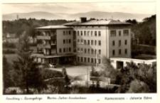 Jelenia Góra - Szpital im. Marcina Lutra [Dokument ikonograficzny]