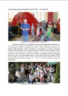 Czerwcowy spacer krajoznawczy 2011 - na Stanek [Dokument elektroniczny]