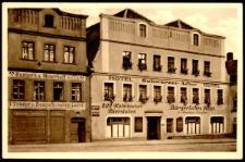 Hotel Schwarzer Adler [Dokument ikonograficzny]
