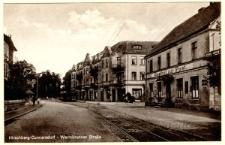 Hirschberg-Cunnersdorf - Warmbrunner Strasse [Dokument ikonograficzny]