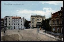 Hirschberg, Warmbrunner Platz [Dokument ikonograficzny]