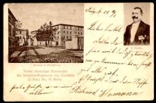 Kaserne in Hirschberg [Dokument ikonograficzny]