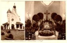 Jelenia Góra - kaplica na cmentarzu komunalnym (ul. Sudecka) [Dokument ikonograficzny]