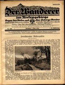 Der Wanderer im Riesengebirge, 1924, nr 5