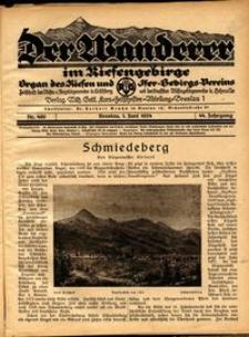 Der Wanderer im Riesengebirge, 1924, nr 6