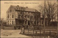 Straupitz Kr. Hirschberg i. Schl. Gasthof zum Reichsgarten [Dokument ikonograficzny]