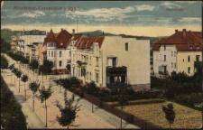Hirschberg-Cunnersdorf i. Rsgb. Jägerstrasse [Dokument ikonograficzny]