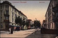 Cunnersdorf i. Riesengeb. Jägerstrasse [Dokument ikonograficzny]