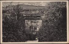 Hirschberg i. Schl. Blick vom Cavalierberg [Dokument ikonograficzny]