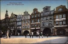 Hirschberg i. Schl. Stricker- oder Weissgerber-Laube [Dokument ikonograficzny]