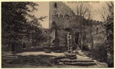 Burghof der Ruine Kynast [Dokument ikonograficzny]