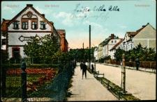 Kohlfurt. Alte Schule. Schulstrasse [Dokument ikonograficzny]