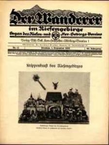 Der Wanderer im Riesengebirge, 1928, nr 12