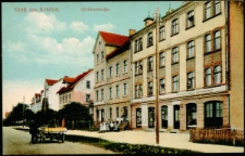 Gruss aus Kohlfurt. Görlitzstrasse. [Dokument ikonograficzny]