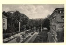 Cieplice, Park Zdrojowy [Dokument ikonograficzny]