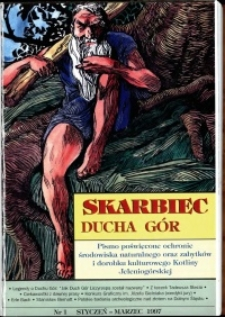Skarbiec Ducha Gór, 1997, nr 1