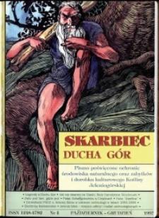 Skarbiec Ducha Gór, 1997, nr 4