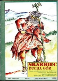 Skarbiec Ducha Gór, 1998, nr 3 (7)