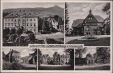 Heilstätte Schmiedeberg i. Riesengeb. [Dokument ikonograficzny]