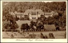 Hohenwiese i. Rsgb. Heilstätte Hohenwiese [Dokument ikonograficzny]