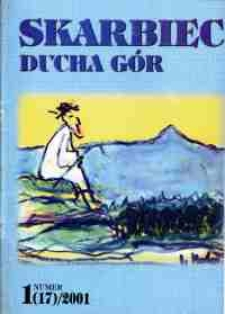 Skarbiec Ducha Gór, 2001, nr 1 (17)
