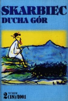 Skarbiec Ducha Gór, 2001, nr 2 (18)