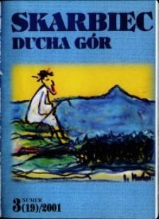 Skarbiec Ducha Gór, 2001, nr 3 (19)