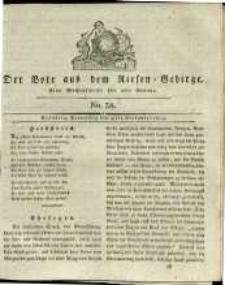 Der Bote aus dem Riesen-Gebirge : eine Wochenschrift für alle Stände, R. 1, 1813, nr 38