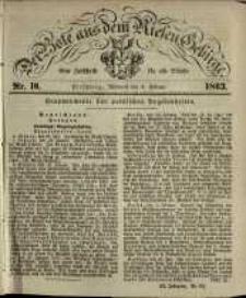 Der Bote aus dem Riesen-Gebirge : eine Zeitschrift für alle Stände, R. 51, 1863, nr 10