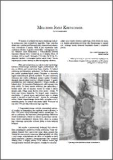 MelchiorJózef Kretschmer : płyta nagrobna
