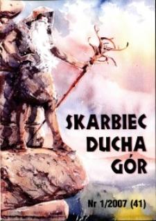 Skarbiec Ducha Gór, 2007, nr 1 (41)