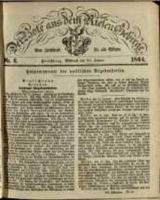 Der Bote aus dem Riesen-Gebirge : eine Zeitschrift für alle Stände, R. 52, 1864, nr 6